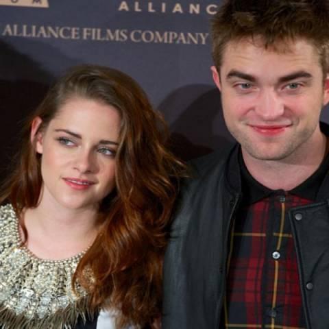 H πριβέ επίσκεψη της Kristen Stewart στο σπίτι του Robert Pattinson