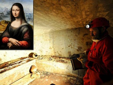 Μόνα Λίζα: Ένας μύθος που μετρά 506 χρόνια