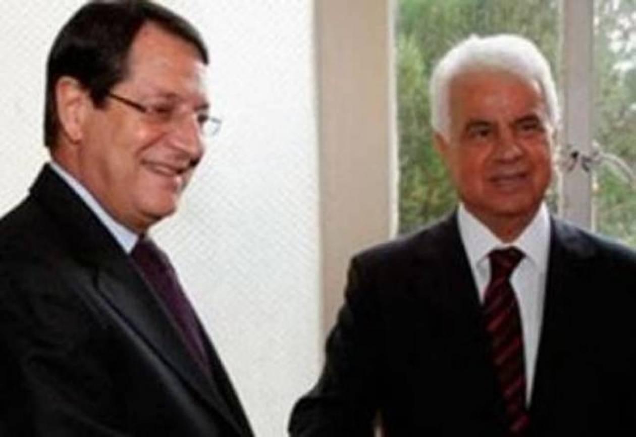 Κοινή δήλωση θέλει ο Αναστασιάδης για να συναντηθεί με τον Έρογλου