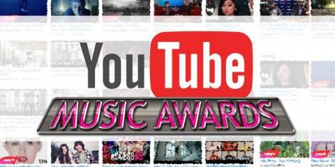 Το YouTube θα απονείμει για πρώτη φορά τα δικά του μουσικά βραβεία!