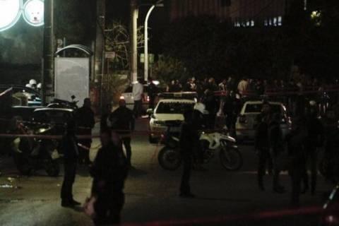 Βίντεο – ΣΟΚ λίγα δεύτερα μετά τη διπλή εκτέλεση στο Νέο Ηράκλειο