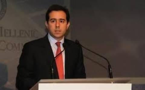 Ν.Μηταράκης: Στα Ηνωμένα Αραβικά Εμιράτα για το Επενδυτικό Ταμείο