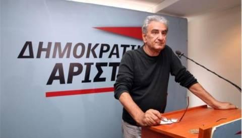 Λυκούδης: Ελάχιστη, έως απίθανη η σύμπραξη με τον ΣΥΡΙΖΑ