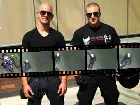 Δείτε τον εκτελεστή των δύο νεαρών στο Νέο Ηράκλειο