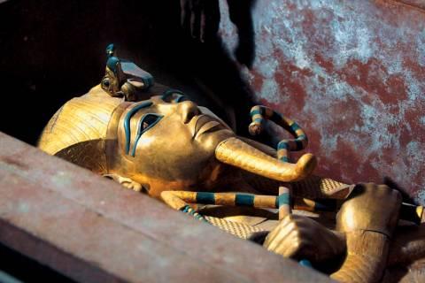 Το μυστήριο λύθηκε: Ο φαραώ Τουταγχαμών πέθανε από... «τροχαίο»