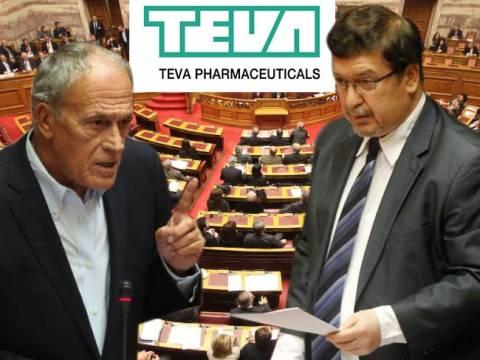 Βουλευτές ζητούν από την κυβέρνηση να πάρει θέση για την TEVA