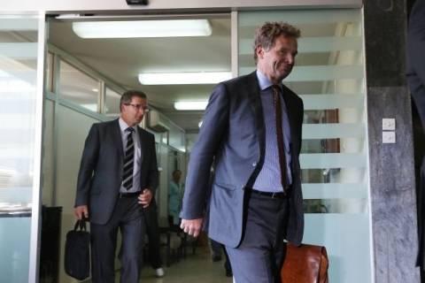 Σε «καλό κλίμα» η επίσκεψη της Τρόικας στο υπουργείο Εργασίας