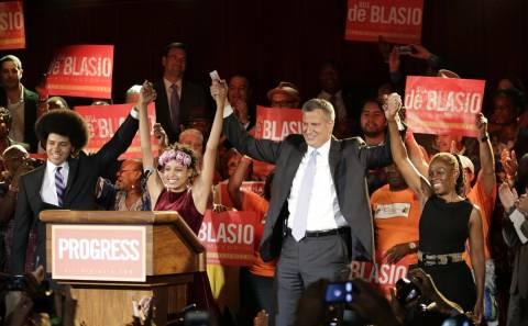 Νίκη των Δημοκρατικών σε Νέα Υόρκη και Βιρτζίνια