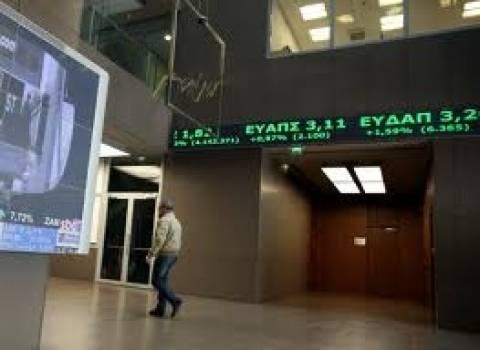 Χρηματιστήριο: Ανοδικές τάσεις στην αγορά με οδηγό τα blue chips