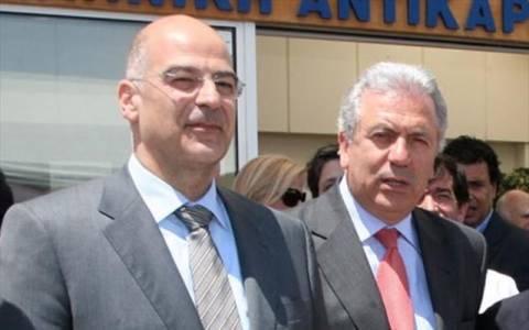 Κυβερνήτης ο Αβραμόπουλος και συγκυβερνήτης ο Δένδιας