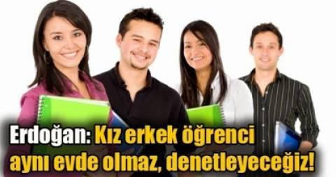 Δημοσιογράφος του CNN Turk κατακρίνει Ερντογάν για φοιτητικές εστίες