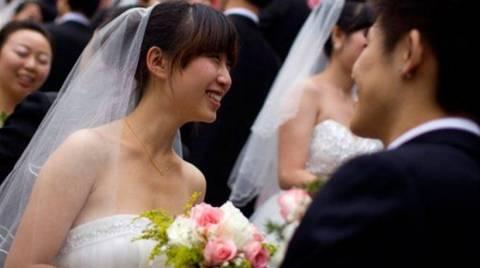 Αγαπήθηκαν στην Κίνα, παντρεύονται στην Κρήτη!