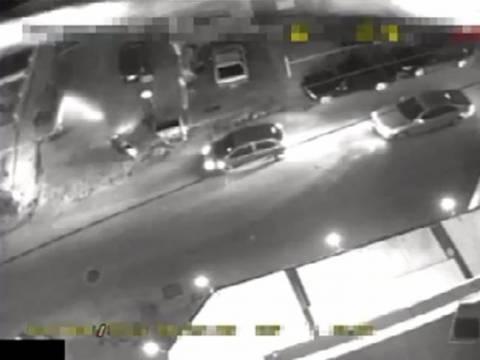 Νέο Ηράκλειο: Βίντεο που δείχνει τον ένα δράστη χωρίς κράνος;