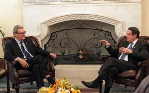 Ν.Αναστασιάδης:  Δεν θα συμμετάσχω σε συνομιλίες χάρη των συνομιλιών!