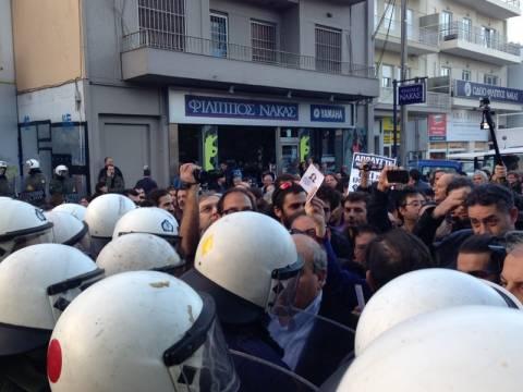 Ελεύθεροι αφέθηκαν οι εργαζόμενοι της ΕΡΤ