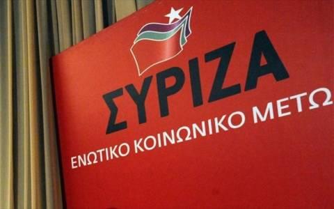 ΣΥΡΙΖΑ: Πραξικοπηματική ενέργεια σε βάρος της ενημέρωσης