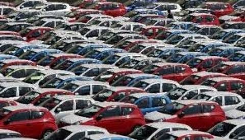 Στασιμότητα στις πωλήσεις αυτοκινήτων τον Οκτώβριο
