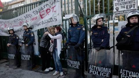 ΔΟΔ και ΕΟΔ: Καταδικάζουν επιδρομή αστυνομίας στην ΕΡΤ