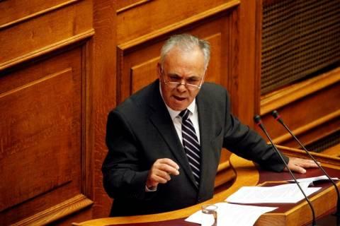 Δραγασάκης: Να αποσυρθεί η εμπιστοσύνη από την κυβέρνηση