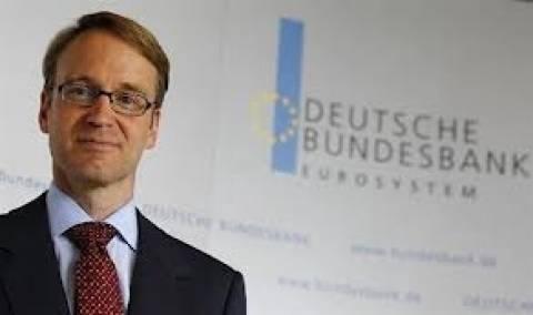 ΕΚΤ: Βάιντμαν και Άσμουσεν διαφώνησαν με τη μείωση επιτοκίων