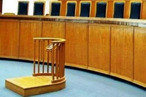 Στάση εργασίας των δικαστικών υπαλλήλων την Δευτέρα