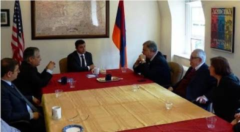 «Η Αρμενία θέλει τη διάσπαση της Τουρκίας»