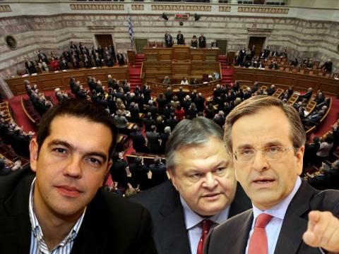 Η «μητέρα όλων των μαχών» αύριο στη Βουλή για τον ΣΥΡΙΖΑ