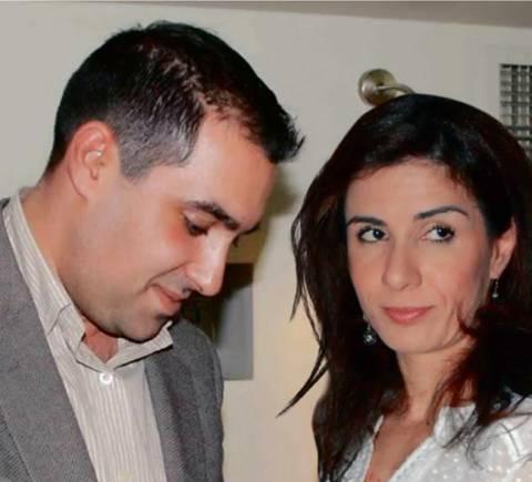 Σήμερα ο γάμος του Κώστα Κατσαφάδου και της Νόρας Μιχαλολιάκου