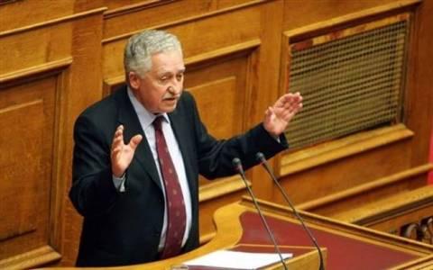 Φ. Κουβέλης:Τακτικισμός η πρόταση μομφής του ΣΥΡΙΖΑ