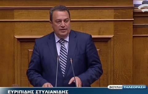 Στυλιανίδης: Η λογική του ΣΥΡΙΖΑ διχάζει, αντί να ενώνει (Βίντεο)