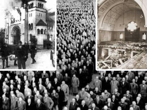 Αυστρία: Τίμησαν  τη μνήμη των θυμάτων των πογκρόμ του Νοεμβρίου