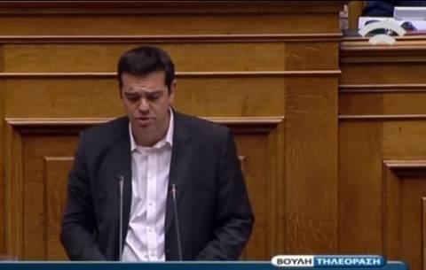 Τσίπρας: Δεν μπορείτε και γίνεστε επικίνδυνοι για τη Δημοκρατία (vid)