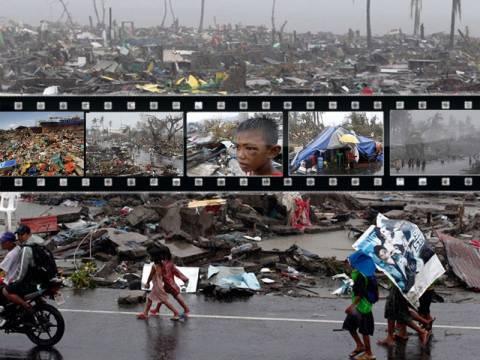 Συναγερμός στο Βιετνάμ για τον φονικό υπερτυφώνα-Εικόνες καταστροφής