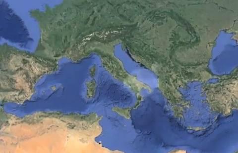 Οι δέκα πιο παράξενες ανακαλύψεις μέσω του Google Earth! (video)