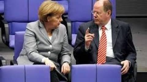 Συμφωνία Μέρκελ - Σοσιαλδημοκρατών για την Τραπεζική Ένωση