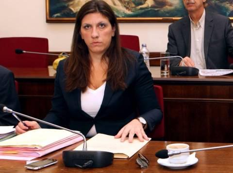 Κωνσταντοπούλου: Θα ζητήσουμε εξεταστική για τα υποβρύχια