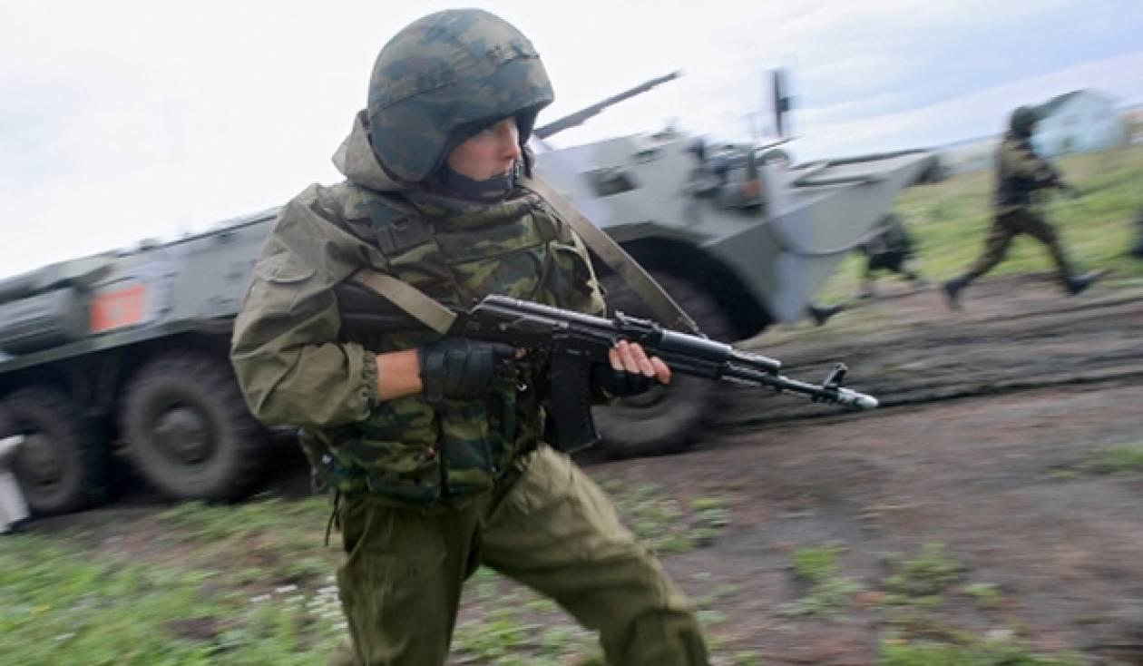 Αντιτρομοκρατικές ασκήσεις  στη νότια Ρωσία