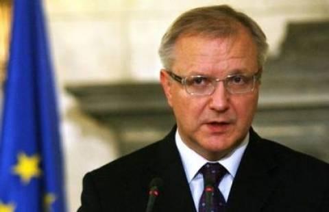 Ολι Ρεν: Απορρίπτει ύπαρξη διπλών μέτρων για την Κύπρο