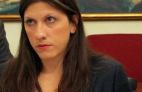 Κωνσταντοπούλου: Διάβημα στον Άρειο Πάγο για τα επεισόδια στην ΕΡΤ