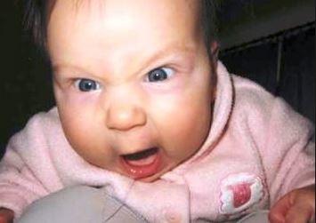 Όταν τα μωρά «δίνουν ρέστα» (pics)