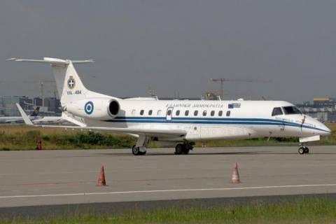 ΥΕΘΑ: 16 αποστολές των Embraer για μεταφορά ασθενών με εντολή Σαμαρά