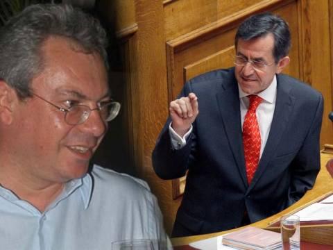Τι έλεγαν Ν.Νικολόπουλος και Στ. Μαλέλης στο Μετρό!!!