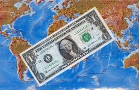 Δείτε την διαμόρφωση των ισοτιμιών των νομισμάτων έναντι του δολαρίου