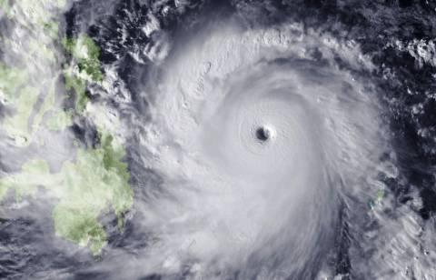 Εικόνες αποκάλυψης! Δείτε τι άφησε πίσω του ο τυφώνας Χαϊγιάν (pics)