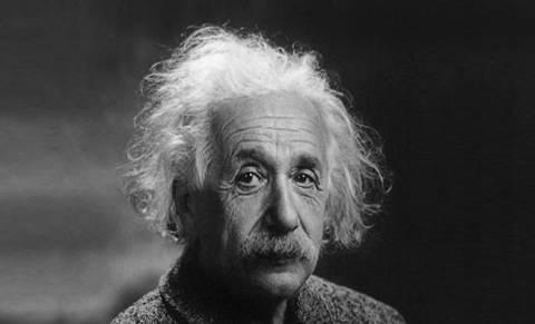 Τί βαθμούς πήρες παιδί μου... Αϊνστάιν; (pic)