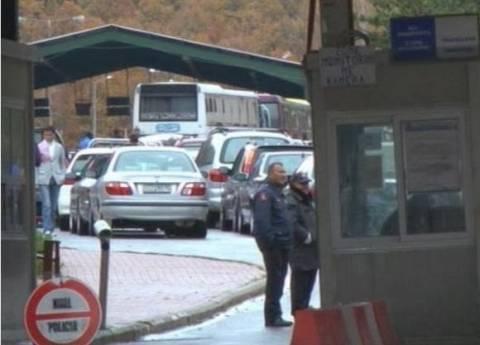 Κλειστά τα σύνορα με Αλβανία λόγω εμπλοκής ηλεκτρονικών συστημάτων