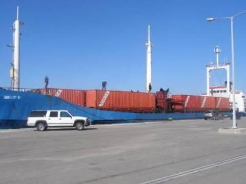«Σε ποιόν ανήκει το πολεμικό υλικό» του πλοίου στην Ακαντιά Ρόδου