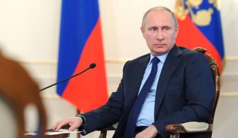 Ο Πούτιν σχολίασε την πρωτιά του στην λίστα του Forbes
