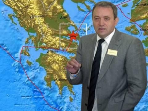 Σεισμός 4,9 Ρίχτερ στη Βόρεια Εύβοια