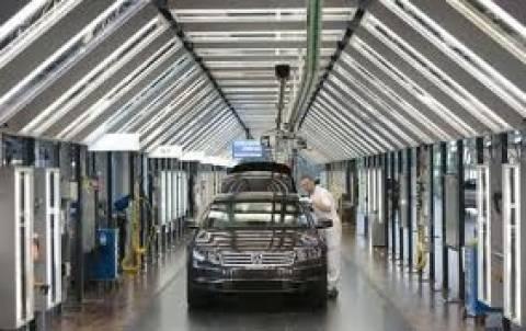 Ευρωζώνη: Μείωση 0,5% της βιομηχανικής παραγωγής τον Σεπτέμβριο